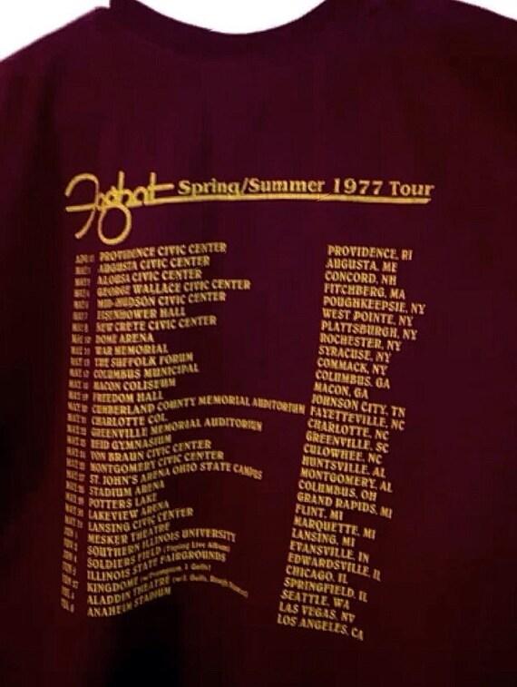 Vintage Band Tee, Band T-shirts, Band Shirt, Fogh… - image 3