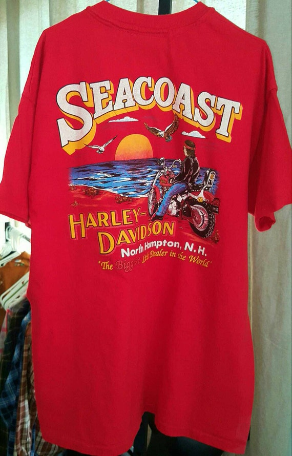 Vintage Harley Davidson Shirt, Harley Davidson Shi