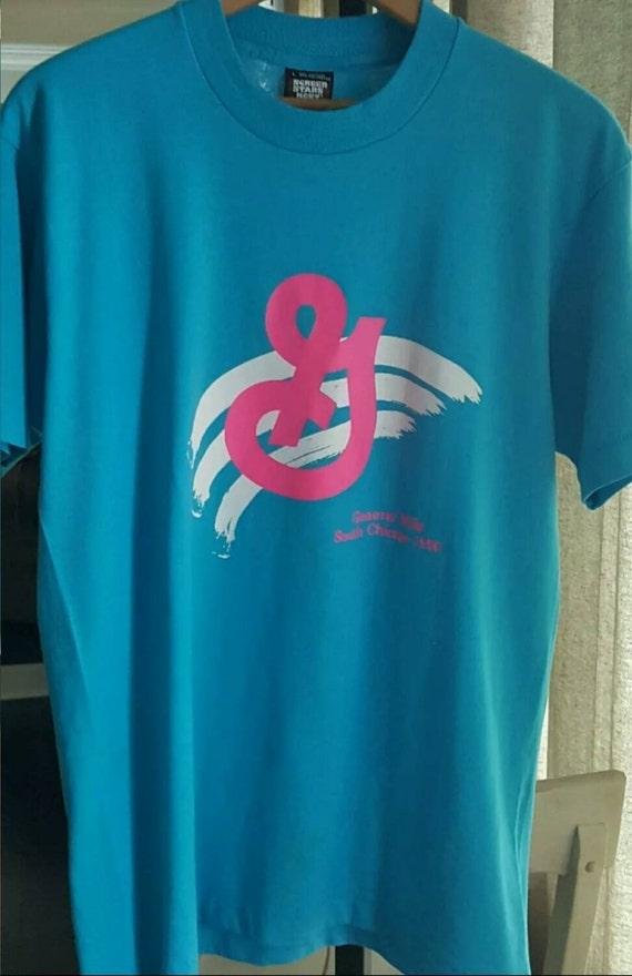 Vintage T Shirt, T shirt, Mens T Shirt, Size Large