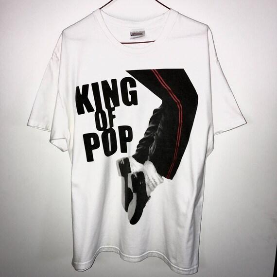 Vintage T Shirt, Michael Jackson, Band T shirt, Ba