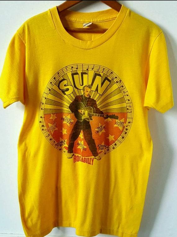 Sun Records Music Shirt