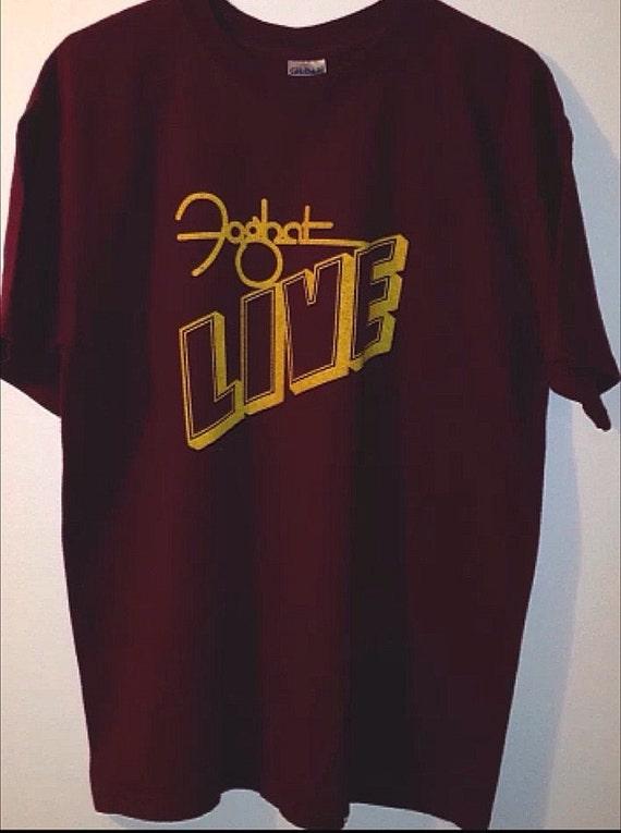 Vintage Band Tee, Band T-shirts, Band Shirt, Fogha