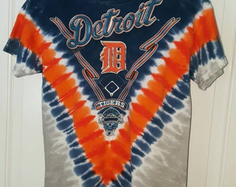 Vintage Detroit Shirt, Detroit Tigers Shirt, Baseball Shirt, Vintage Baseball