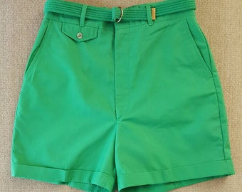 Vintage Womens Clothes, Vintage Clothing, Vintage Shorts, High Waisted Shorts, High Waist Shorts