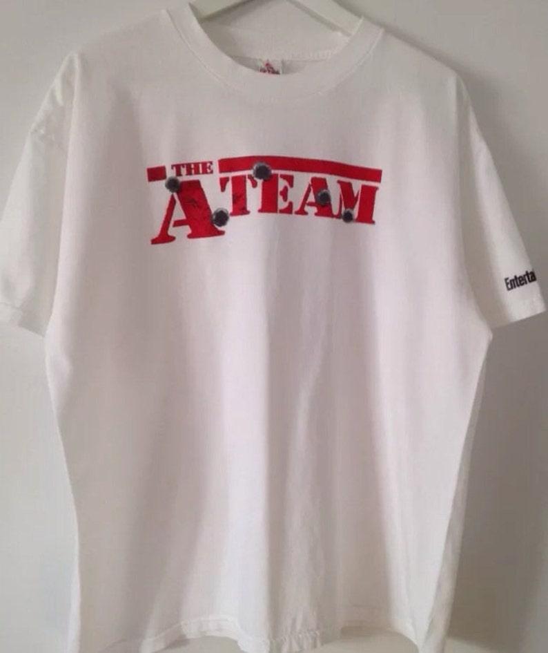 f4dfbc731d67bc A zespół koszulka T-shirt Pan zespół Vintage A | Etsy