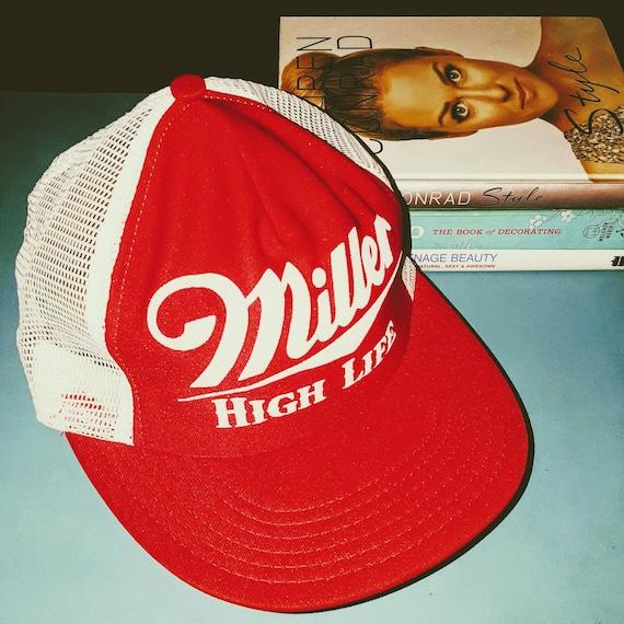 Vintage Trucker Hat, Vintage Snapback Hat, Snapbac