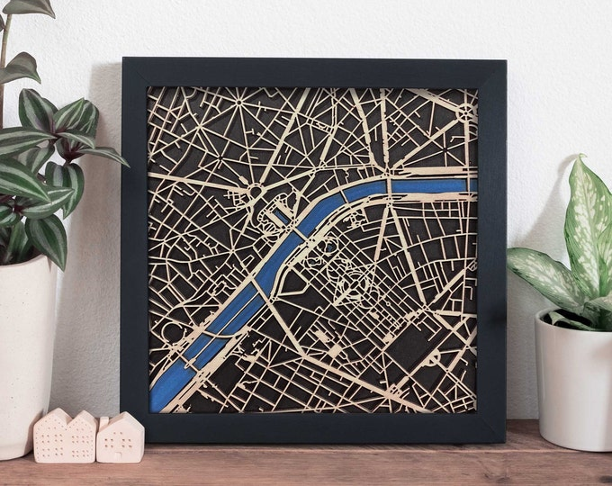 """Custom City Map 