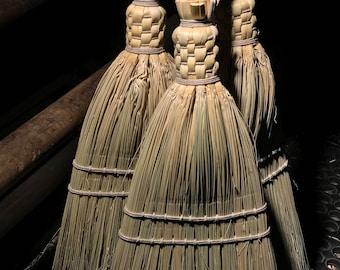 18th Century Style Flat Broom