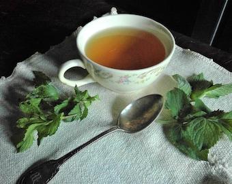Double Mint Herbal Tea (Loose Organic Sweet Mint and Apple Mint)