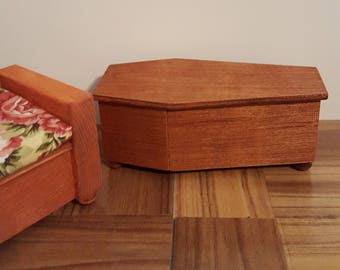 Coffin Coffee Table Etsy - Casket coffee table