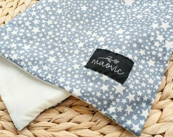 Pillow cover for Maovic pillow with star design