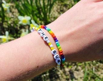Custom Beaded Bracelets - VSCO Bracelets
