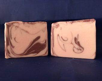 Handmade Soap - Dogwood & Ginger Blossom Scent