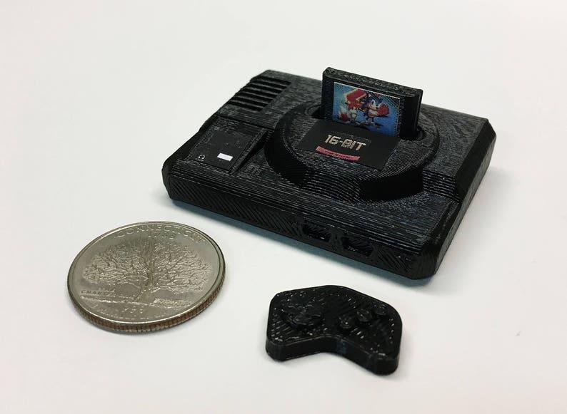 Mini SEGA Megadrive  3D Printed image 0
