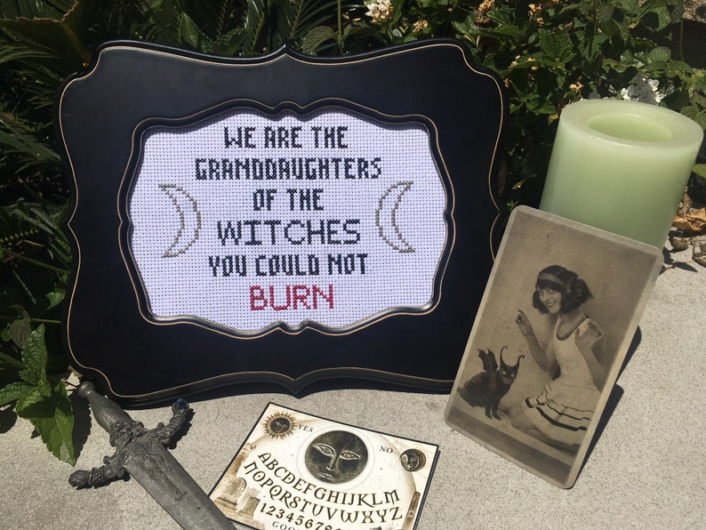 We Are The Granddaughters Of The Witches You Could Not Burn image 0