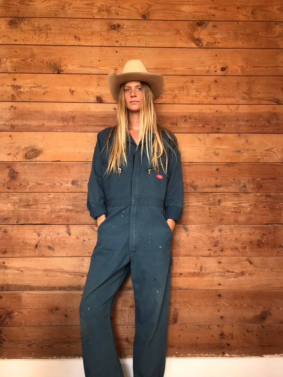 Dickies Coveralls- Large