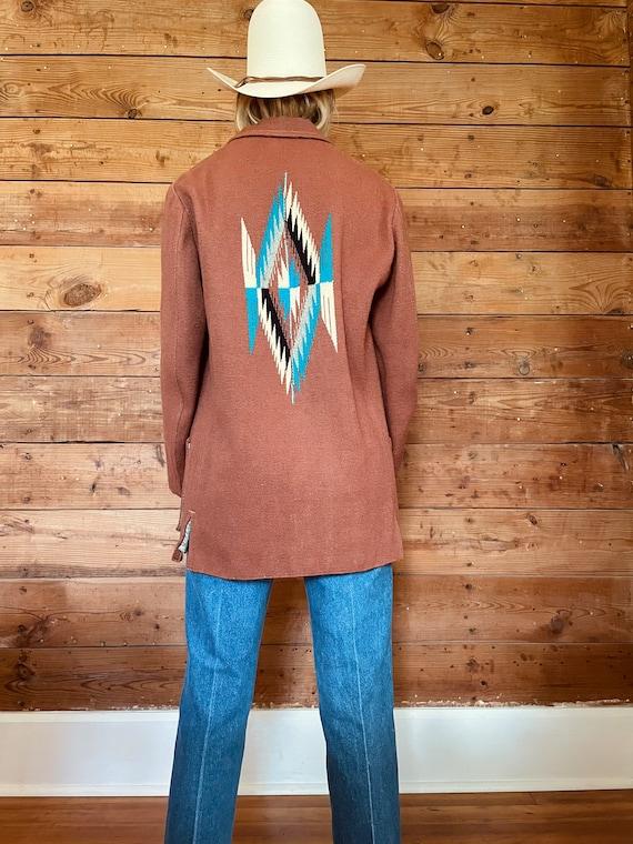 Vintage Ortega's Chimayo Jacket- M/L - image 5