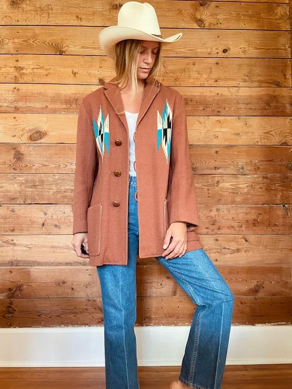 Vintage Ortega's Chimayo Jacket- M/L - image 3