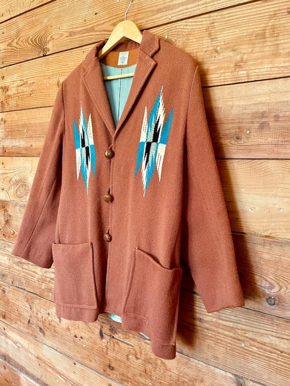 Vintage Ortega's Chimayo Jacket- M/L - image 6