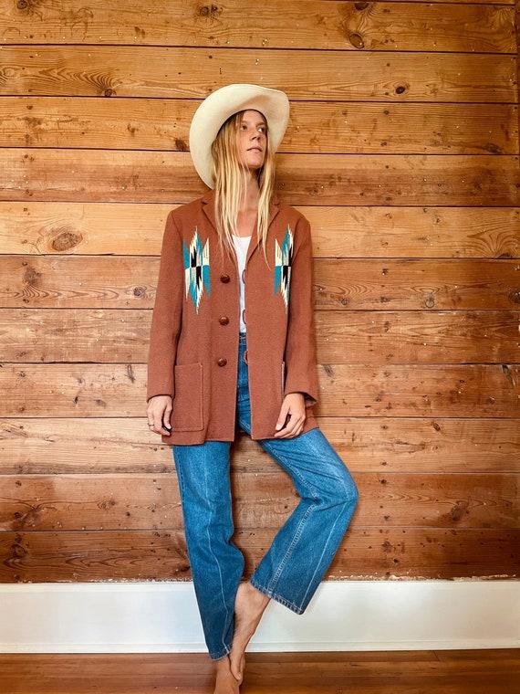Vintage Ortega's Chimayo Jacket- M/L - image 1