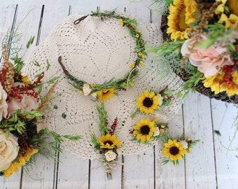 Set-Sunflower (Articles of stock)