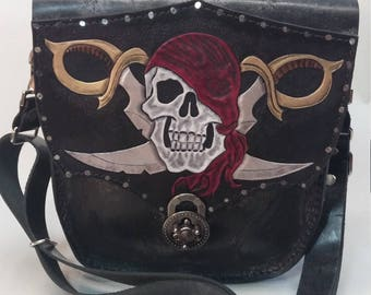 pirate hip bag