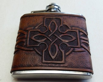 celtic flask 5oz