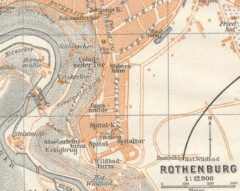 Rothenburg Germany Etsy