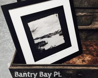 BANTRY BAY - County Cork Ireland 35km long beautiful scenery