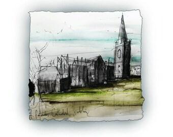 ST PATRICKS CATHEDRAL - Dublin Ireland