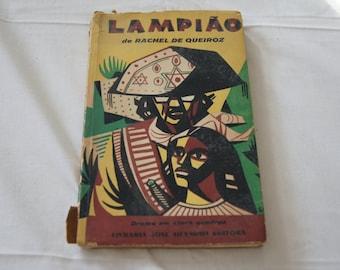 Vintage 1954 - Lampiao Rachel De Queiroz 2 Edicao