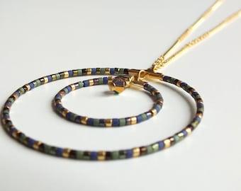 Long necklace Yona