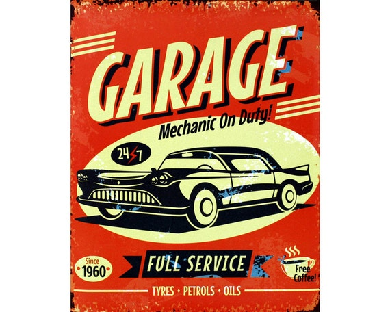 Corgi Toys Motor Cars  advertising retro vintage repro metal sign