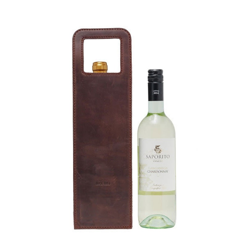 Leather Wine Carrier >> Leather Wine Carrier Leather Wine Case Leather Wine Bag Etsy