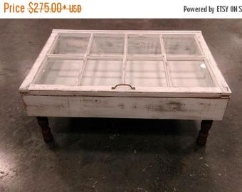 Window Coffee Table Etsy - Window coffee table for sale