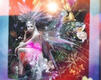 Fairy Tarot Card Reading for Divine Guidance to Pressing Concerns