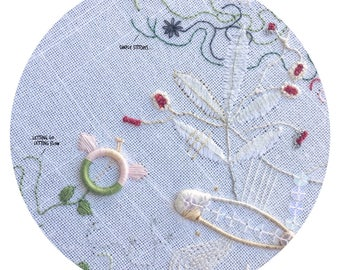 Bespoke Stitch-Craft – a powerful talisman made-to-order for attracting good things