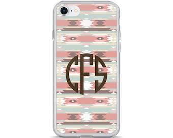 Monogram iPhone Case, Custom iPhone Case, iPhone X Case,  iPhone 6 case,  iPhone 6Plus Case, iPhone 7 case, iPhone 8 Case, All iPhone Cases