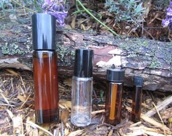 Handmade Sandal Patch Perfume Oil