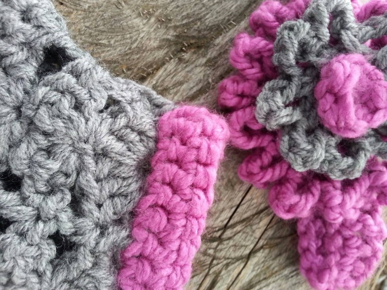 Baby Beauty headband and diaper cover set made to order in your color choice