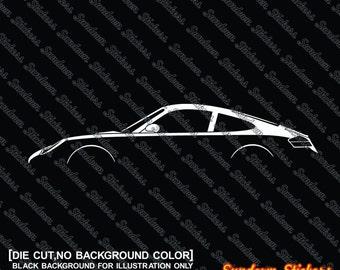 Gemeinsame Porsche silhouette | Etsy &OD_66