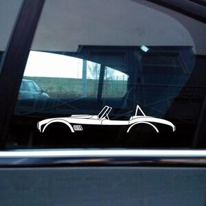 RainTaps Custom Umbrella with Shelby Cobra GT500 Shift Handle