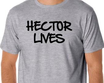 Longmire Hector Lives tshirt