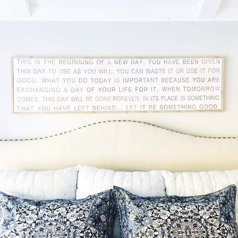 Signs Inspirational Quotes Home Decor This Is The Etsy