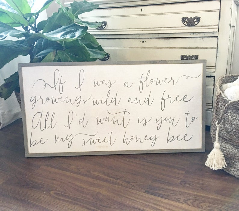 Signs Wall Hanging Cute Quotes Wood Art Home Decor Etsy
