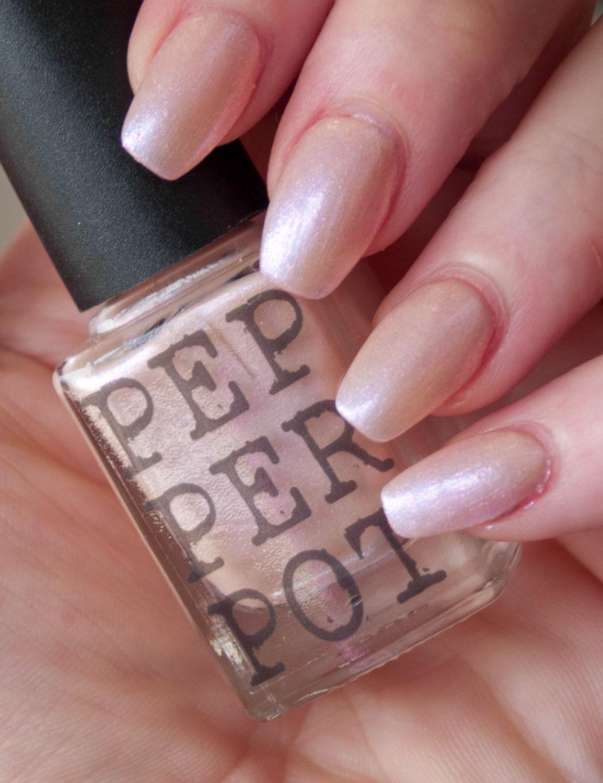 Light Pink Nail Polish 5 Free Nail Polish Indie Nail