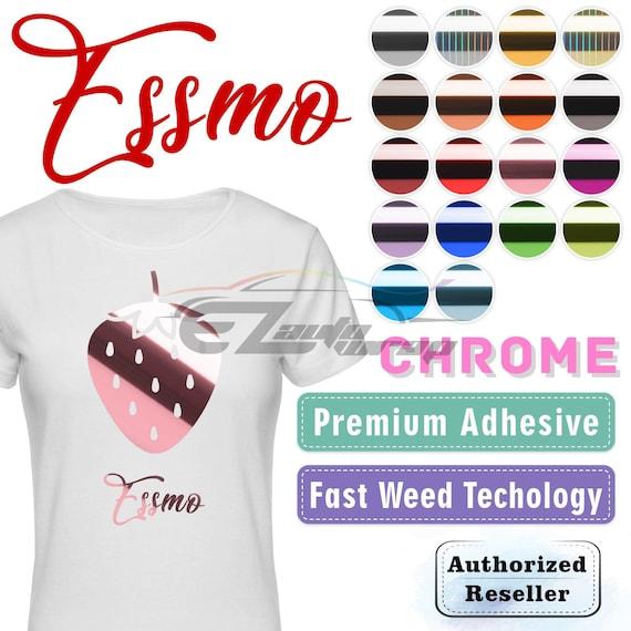 "Lilac Purple Chrome Heat Transfer Vinyl HTV T-Shirt 20/"" Iron On Heat Press DS15"