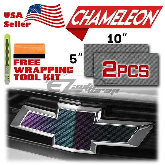 *Premium Mosaic Matte Chameleon Color Shift Purple Gold Sticker Decal Vinyl Wrap