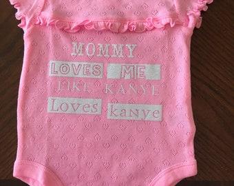 Mommy Loves Me Like...