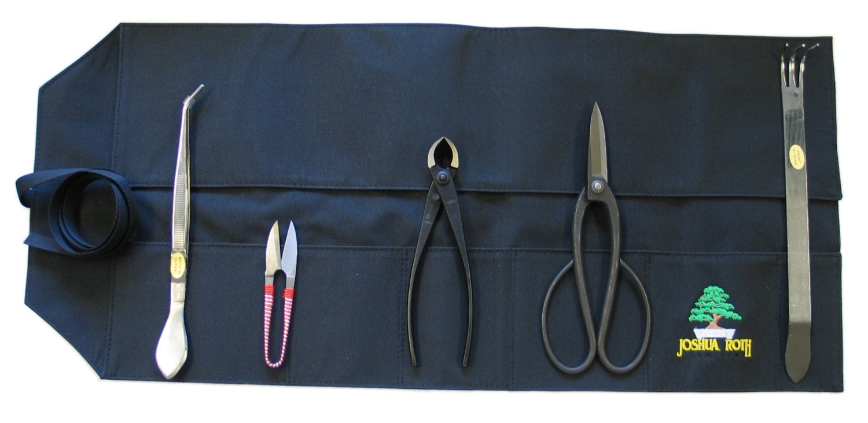 Trousse d'outils de bonsaï, Bonsai Bonsai Bonsai japonais authentique mallette (Novice), tout neuf! 028d81